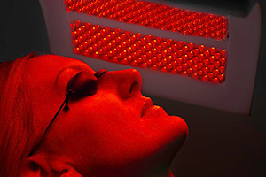 LED Therapy Red Treatment