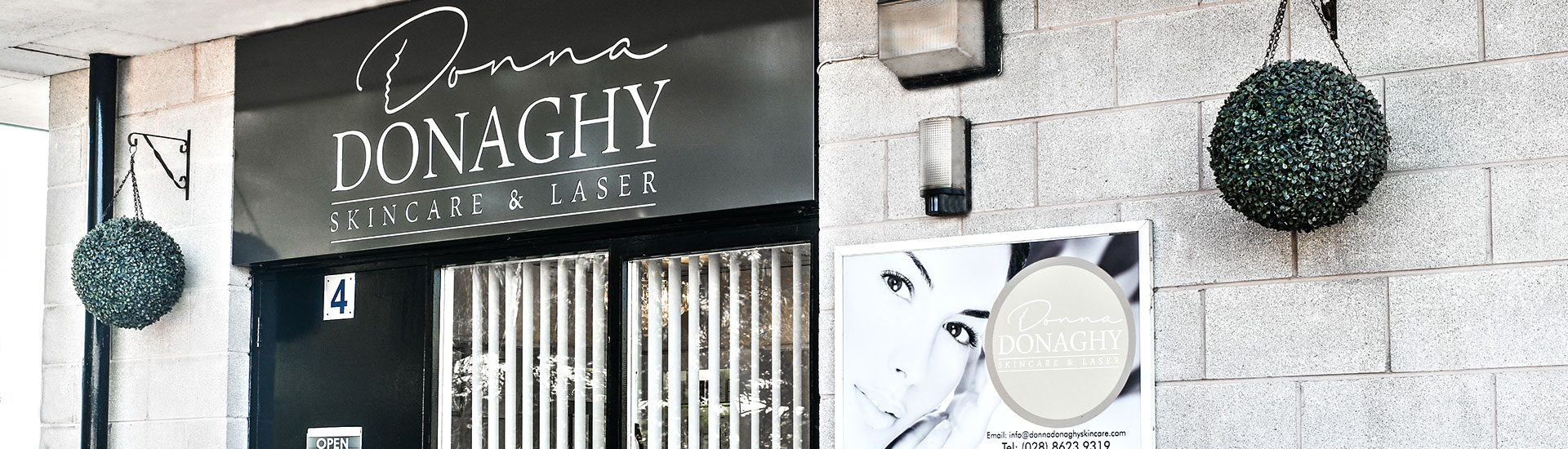 Donna Donaghy Skincare and Laser, Cookstown, County Tyrone, Northern Ireland