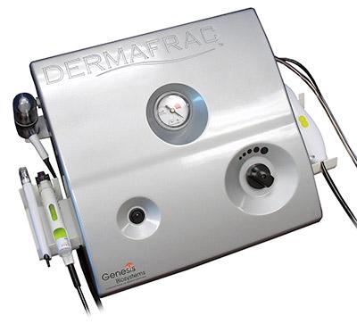 Dermafrac Machine